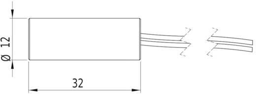 Picotronic LE650-5-3(12x32)10DEG Lasermodule Lijn Rood 5 mW