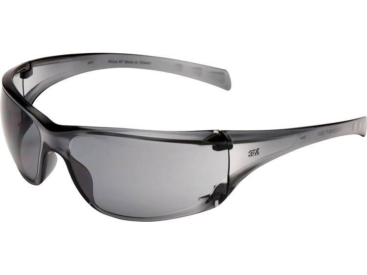 3M VIRTUA AP veiligheidsbril polycarbonaat 71512-00001 GRIJS (VIRTGR)