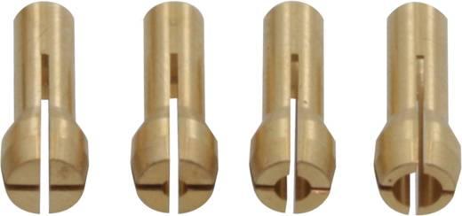 4 Spantangen voor Ø 0,3 - 3,2 mm Donau Elektronik 1508 4 spantangen, 3,0-3,2 mm