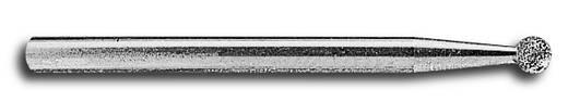 Donau 1714 Diamantslijper Ø 2,3 mm bal Kogeldiameter 2.3 mm diamantcoating
