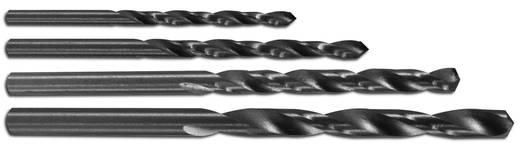 HSS Metaal-spiraalboorset 4-delig Donau 1721 geslepen Cilinderschacht 1 set