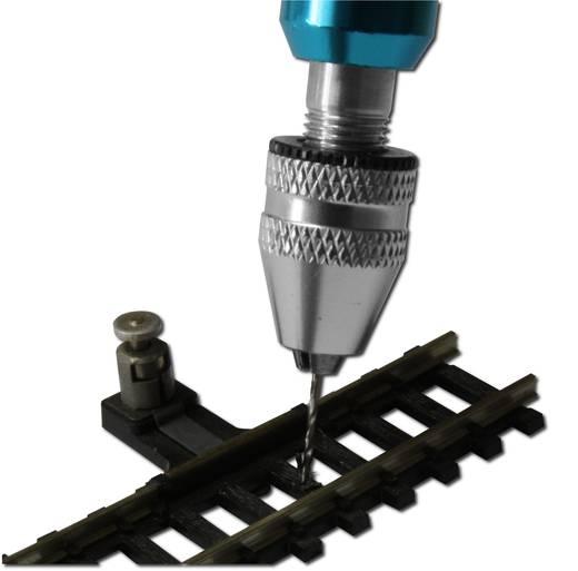 Donau HSS250 HSS Metaal-spiraalboorset DIN 338 Cilinderschacht 1 stuks