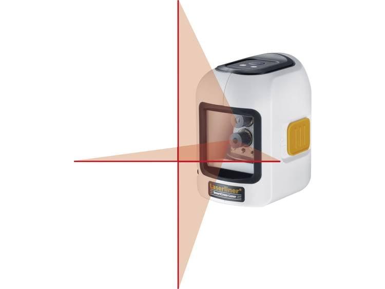 Laserliner Kruislijnlaser Smart AutoCross-laser automatische kruislijnlaser N-A ±5 ° 260 g 081.115A