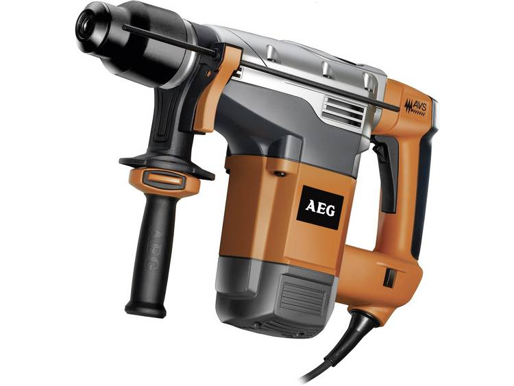 AEG Powertools KH5E SDS-Max-Combihamer, Boorhamer, Beitelhamer 1200 W incl. koffer