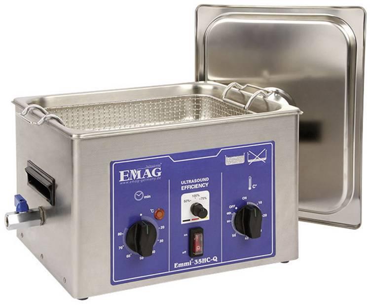 Emag 35 HC-Q Ultrasoonreiniger 250 W 3.5 l met verwarming