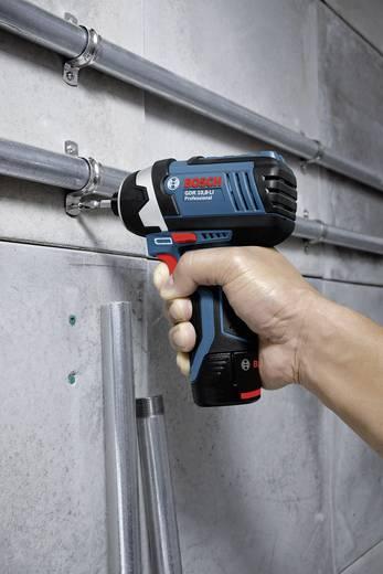 Bosch GDR 10,8 V-LI 10,8 V Accuslagschroefmachine + 2 accu's 2,0 Ah06019A6905
