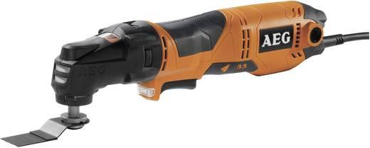 Multifunctioneel gereedschap incl. accessoires, incl. tas 16-delig 300 W AEG Powertools Omni 300 4935431790