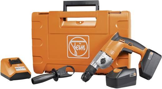 Fein ABOP 10 1 snelheid-Accu-boormachine 18 V incl. 2 accu's, incl. koffer