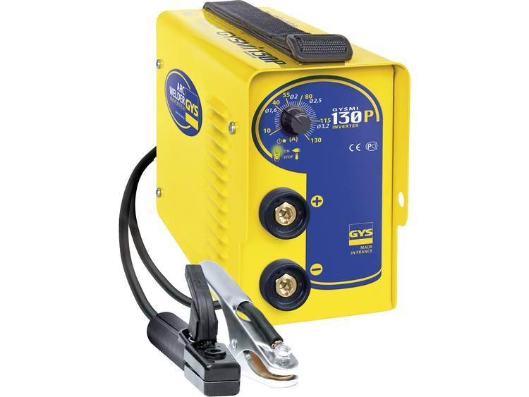 GYS GYSMI 130P Elektrode-lasinverter 10 130 A