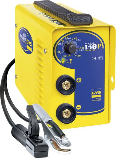 GYS I 130P Elektrode-lasinverter 10 – 130 A