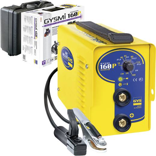 GYS I 160P Elektrode-lasinverter 10 – 160 A