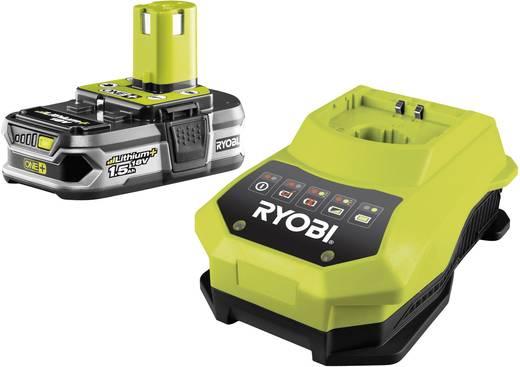 Gereedschapsaccu Ryobi ONE+ RBC18L15 + BCL14181H snellader 5133001910 18 V 1.5 Ah Li-ion