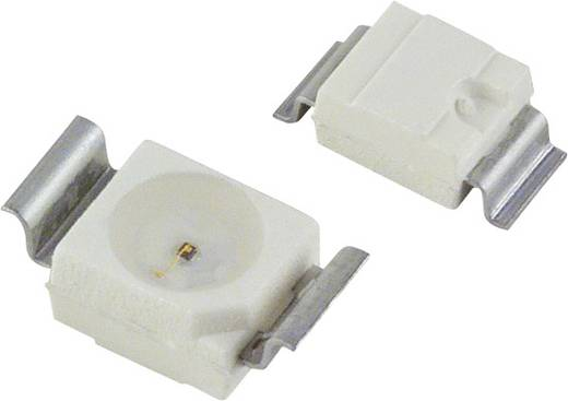 OSRAM SMD-LED SMD-2 Rood 125.5 mcd 120 ° 20 mA 2 V