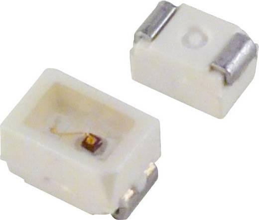 OSRAM SMD-LED SMD-2 Rood 98 mcd 120 ° 20 mA 2 V