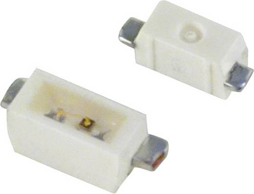 OSRAM SMD-LED SMD-2 Geel 157 mcd 120 ° 20 mA 2 V