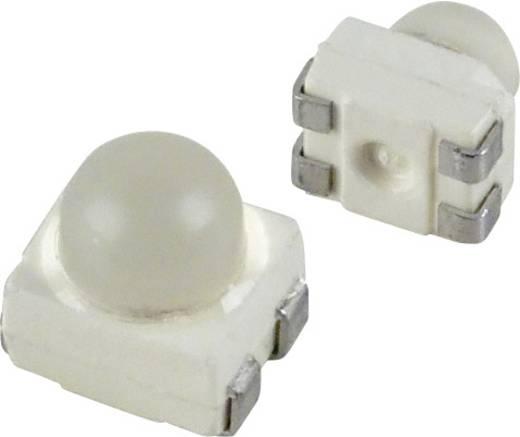 OSRAM SMD-LED PLCC4 Amber 30 ° 50 mA 2.2 V