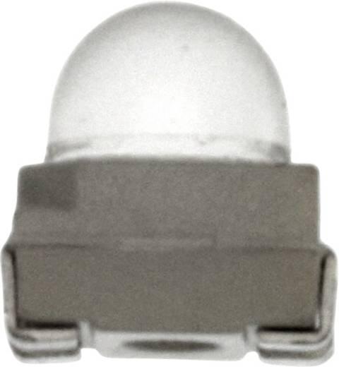 OSRAM SMD-LED PLCC4 Amber 8650 mcd 30 ° 50 mA 2.15 V