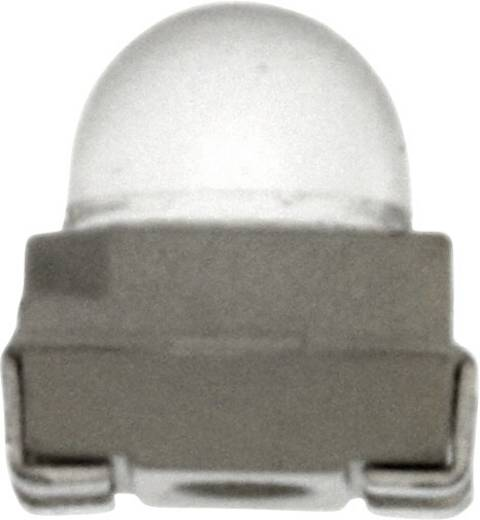 OSRAM SMD-LED PLCC4 Amber 12700 mcd 30 ° 50 mA 2.15 V