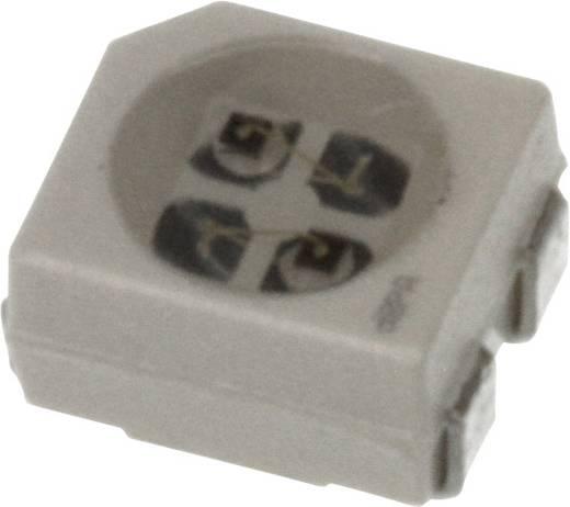 OSRAM SMD-LED PLCC4 Rood, Geel 295 mcd, 467 mcd 120 ° 30 mA 2.1 V