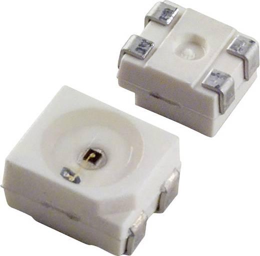 OSRAM SMD-LED PLCC4 Geel 877.5 mcd 120 ° 50 mA 2.2 V