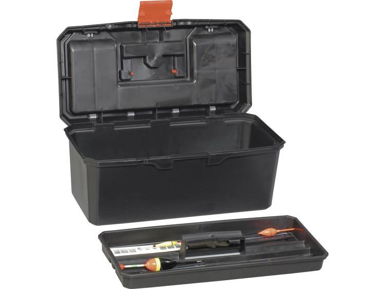 Alutec 56260 Gereedschapskist (leeg) Kunststof Zwart, Oranje kopen