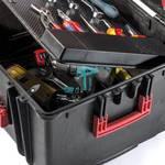 Parat Parapro gereedschapskoffer, waterdicht, 84 liter, CP-7, rolbaar