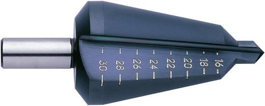 Exact 50113 Lepelboor 16 - 30.5 mm HSS TiAIN 3 vlakken schacht 1 stuks