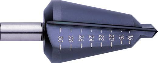 Exact 5272 Lepelboor 4 - 20 mm HSS-E TiAIN 3 vlakken schacht 1 stuks