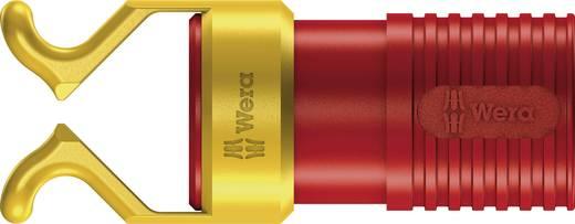 Wera 1440/1442 schroefklemset rood SB Klauwschroef