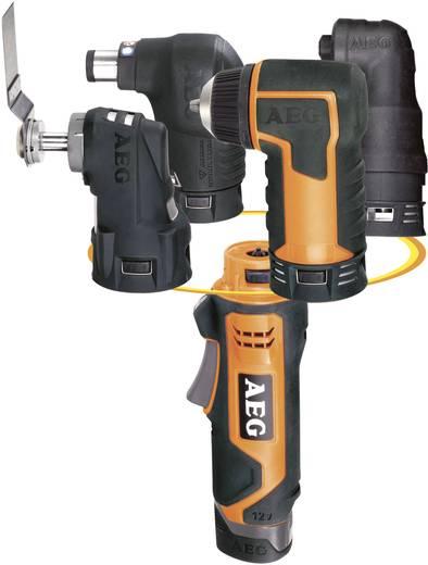 Multifunctioneel gereedschap incl. accessoires, incl. tas 23-delig 12 V 1.5 Ah AEG Powertools BWS 12 C 4935411670