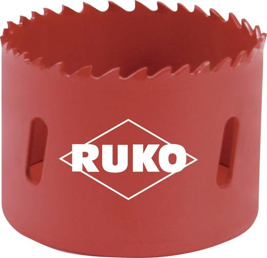 Gatenzaag 25 mm RUKO HSS Lochsäge verblistert 25 mm 106025 B 1 stuks