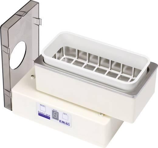 Ultrasoon reinigers 0.5 l 175 x 80 x 40 mm Reinigingsduur 1 - 9 min. Emag EMMI-5P
