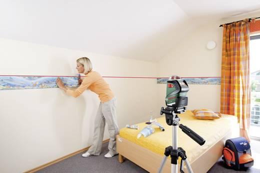 Bosch Home and Garden PLL 360 SET Lijnlaser Zelfnivellerend, Incl. statief Reikwijdte (max.): 20 m Kalibratie mogelijk: