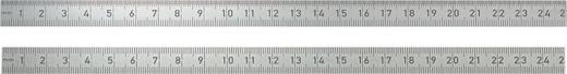 BMI Stalen duimstok roestvast 500 mm 963050030 Staallineaal roestvrij