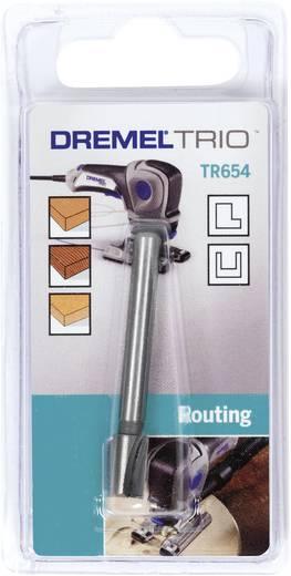 Dremel 2615T654JA Rechte frees Dremel TR654 Kogeldiameter 6.5 mm Schacht-Ø 4,8 mm