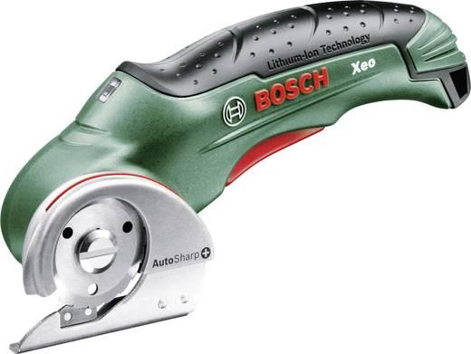 Bosch Home and Garden XEO Accu-universeelsnijder incl. accu, incl. tas 3.6 V