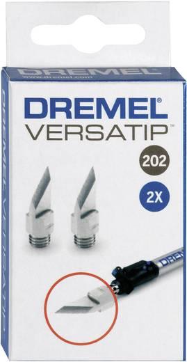 Snijmessen Dremel 202, set van 2 stuks Voor Dremel VersaTip 2000 bestnr. 824280..