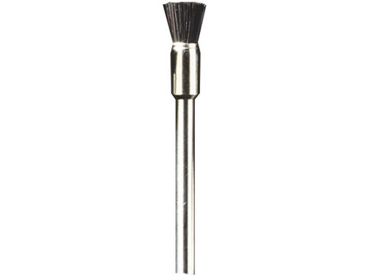 Polijststiftborstel Synt. 3.2mm