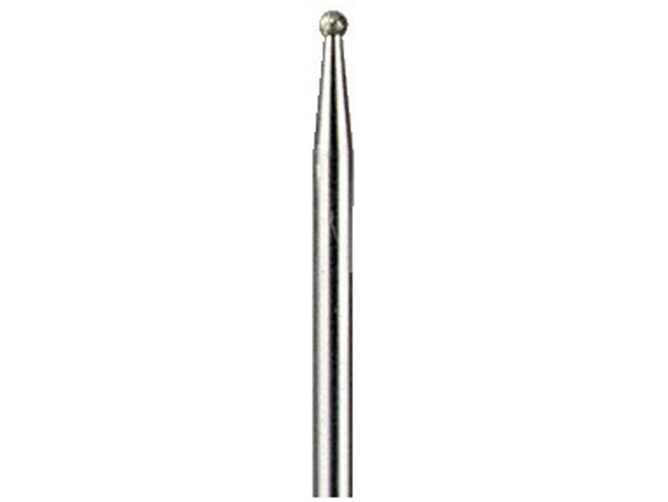 Diamantstift kogel 2mm