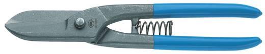 C.K. Blikschaar 200 mm, handgrepen met PVC ommanteld T4536 08