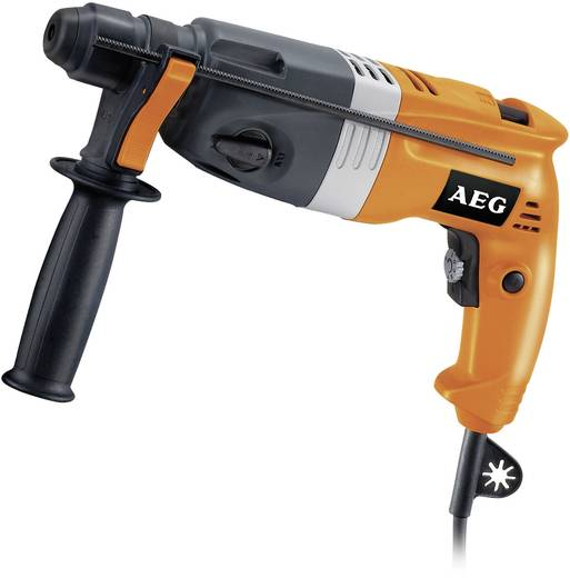 AEG Powertools BH 22 E AEG Powertools HB 22 E SDS-Plus boorhamer incl. koffer