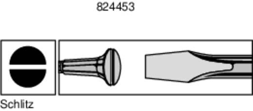 Elektronisch en fijnmechanisch Platte schroevendraaier Wiha PicoFinish 260P Kopbreedte: 1.5 mm Koplengte: 60 mm