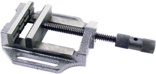 Bankschroef Bekbreedte: 100 mm Spanbreedte (max.): 75 mm