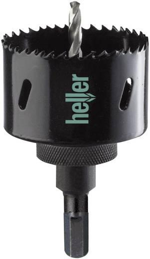 Gatenzaag 3-delig 83 mm Heller 19780 9 1 set