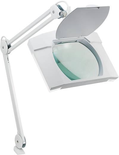 Loeplamp 2 x 9 W TOOLCRAFT 824601 Vergrotingsfactor: 1,75 x Loep-Ø: 190 x 155 mm Werkradius: 90 cm