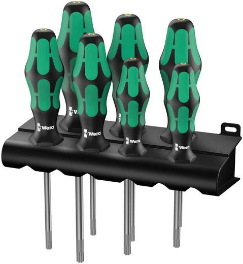 Wera 367/7 TORX® HF Werkplaats Schroevendraaierset 7-delig Torx BO