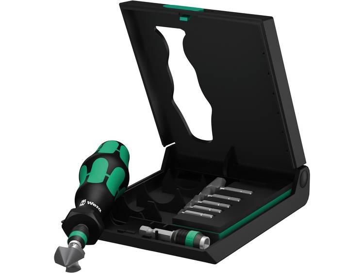 Kegelverzinkboor set 5-delig 6.3 mm, 8.3 mm, 10.4 mm, 12.4 mm, 16.5 mm, 20.5 mm HSS