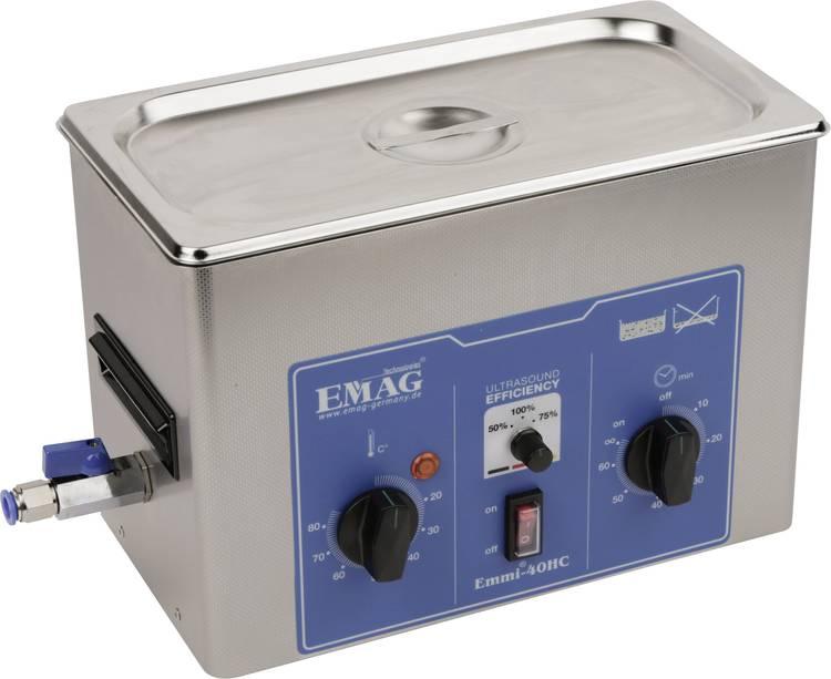 Emag EMMI 40HC Ultrasoonreiniger 250 W 4 l