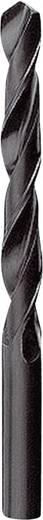 CD Juwel 824925 HSS Metaal-spiraalboor 4 mm Gezamenlijke lengte 75 mm rollenwals DIN 338 Cilinderschacht 5 stuks