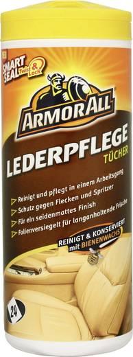 Doek voor leren oppervlakken ArmorAll 39020L 24 stuks